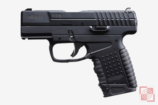 Pistolet Walther PPS 9 mm x 19