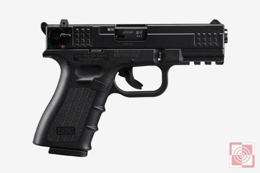 Pistolet sportowy ISSC M22 Target