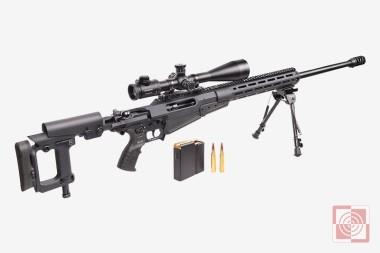 ATA ARMS - ASR 338 Lapua Mag.